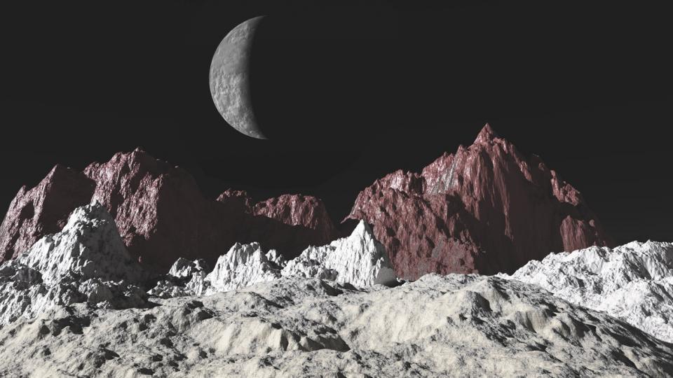 Хирон планета планети космос астрология звезди