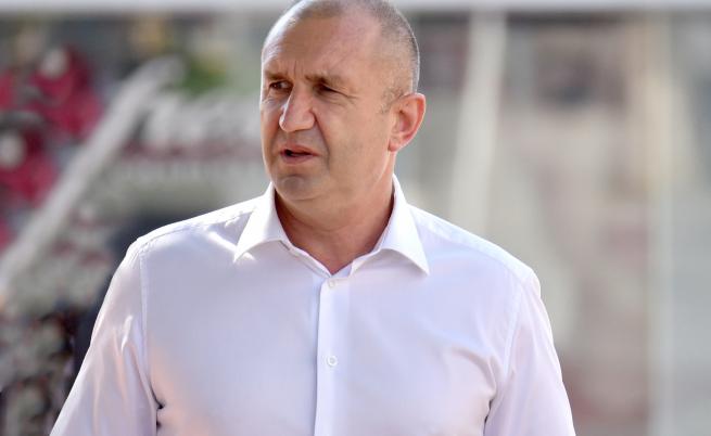 Румен Радев: България няма време за пилеене (Обновена)