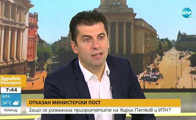 Кирил Петков: Трети избори не биха били никак добър вариант