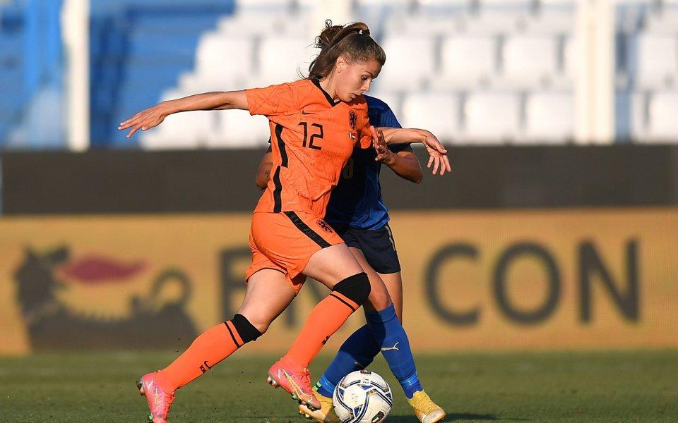 Българка ниже гол след гол за Нидерландия в Токио