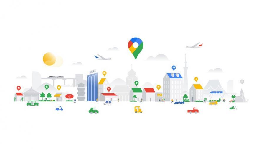 Google Maps ще казва кои градски линии са натоварени