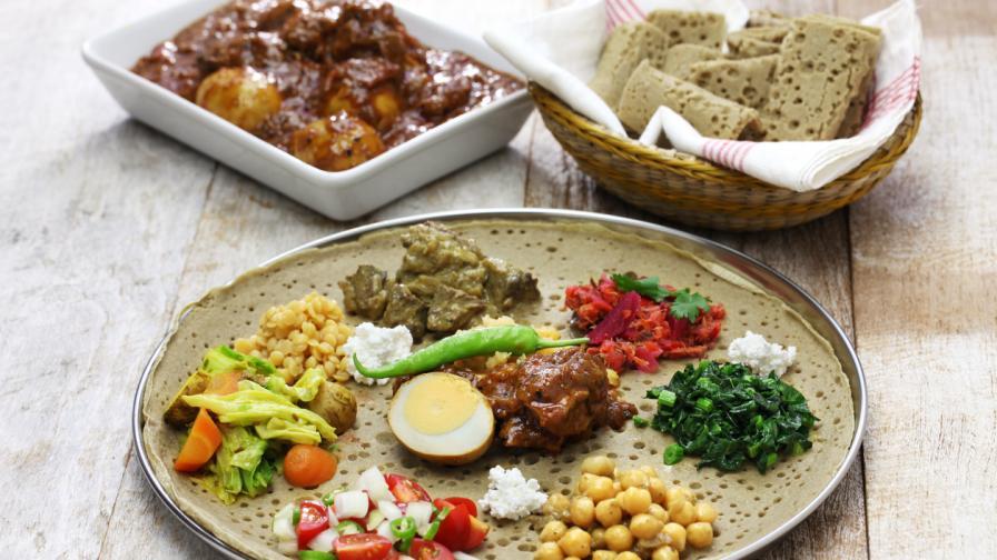 Еритрея храна