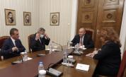 Румен Радев проведе консултациите с парламентарно представените партии