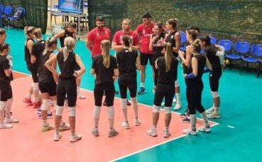 Женският национален отбор отново победи Румъния