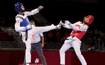 Италия грабна първо злато на Олимпийските игри