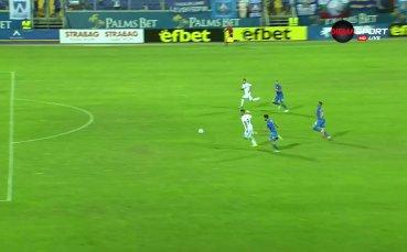 Пълен обрат за Славия след гол на резерва