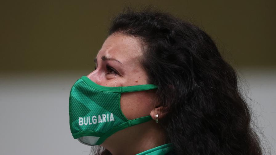 Антоанета Костадинова спечели сребърен медал...