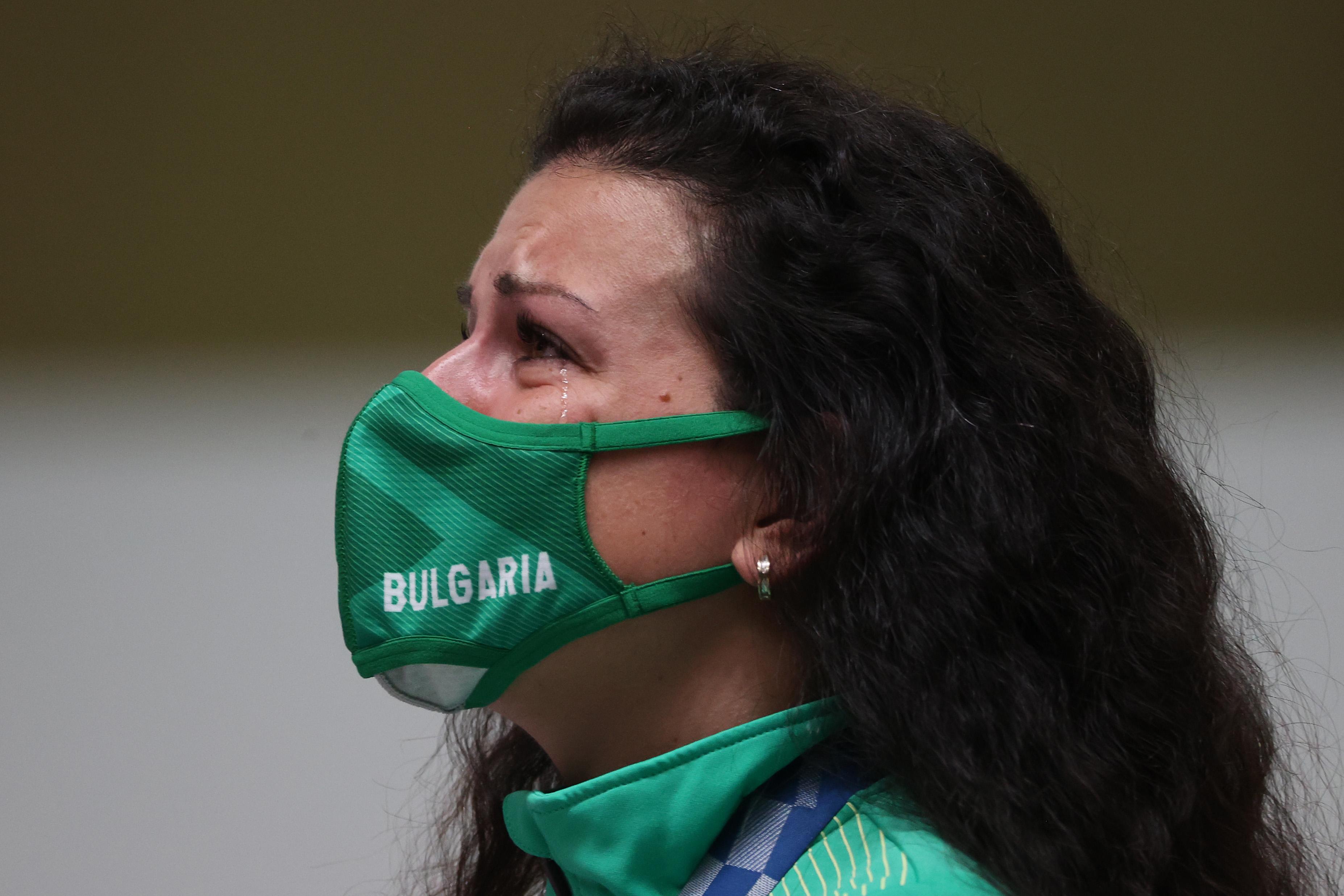 <p>Антоанета Костадинова спечели сребърен медал на Олимпиадата в Токио</p>