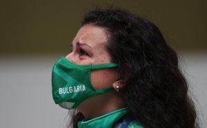 България над всичко! Сълзи от радост в очите на Тони Костадинова