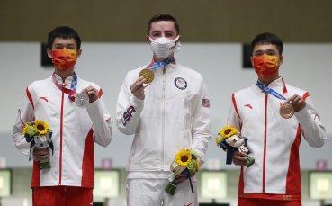 Доброволка на Олимпийските игри колабира по време на церемония по награждаване