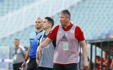 Помощникът на Пенев: Давам оценка 10 на футболистите