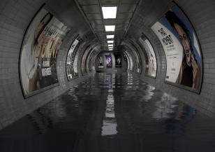 Порои и наводнения в Лондон