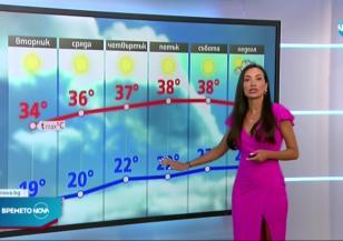 Прогноза за времето (26.07.2021 - централна емисия)