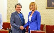 Мая Манолова: С ИТН имаме съвпадение в икономическата и финансовата част на програмите