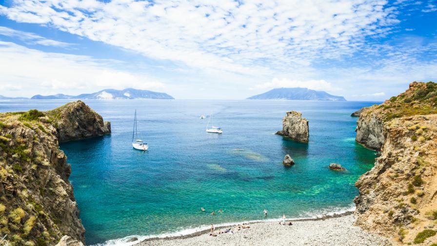 Красиви гледки от Сицилия, Италия
