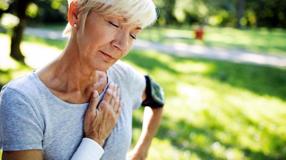 жена сърце спорт здраве