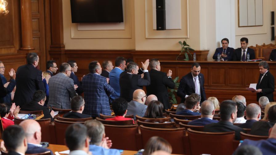 Парламентът отказа да създаде комисия за СРС