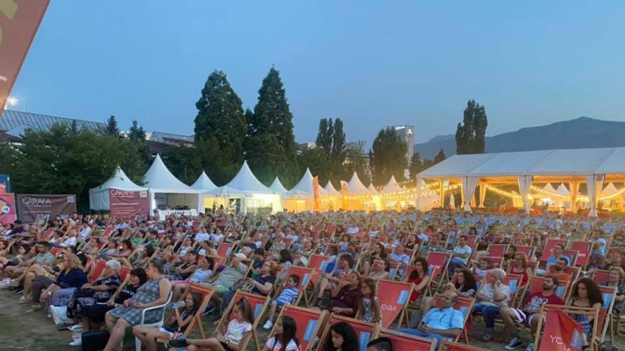 Страхотен старт на Sofia Summer Fest, летният фестивал на София