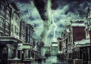 Екстремните метеорологични явления през юли