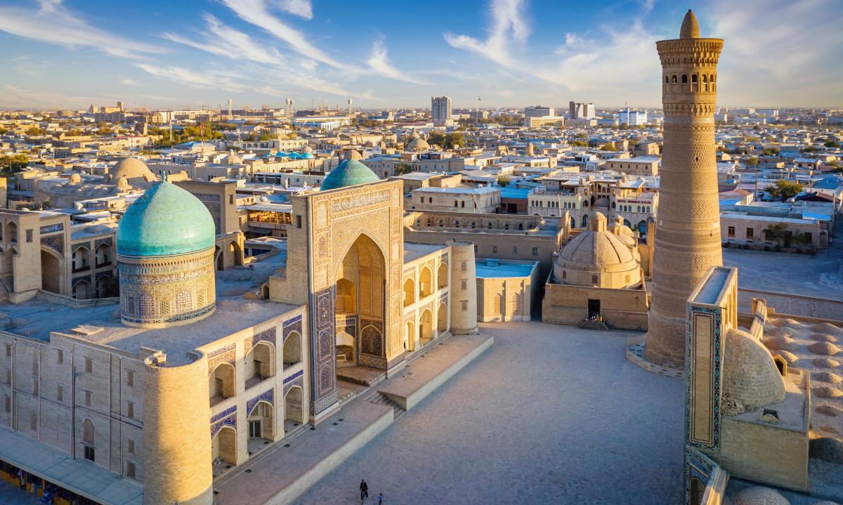 <p><strong>Узбекистан</strong></p>  <p>Името на тази азиатска страна е вдъхновено от хан Йоз Бег, който е бил най-дълго управлявалият хан на Златната орда.</p>