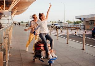6 съвета за редовен стомах, когато пътувате