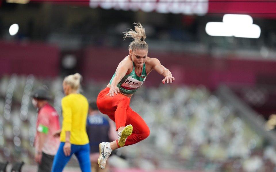 Габриела Петрова не съумя да се класира за финала в Токио