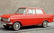 Opel създава достъпния компактен клас през 1936 г. с Kadett