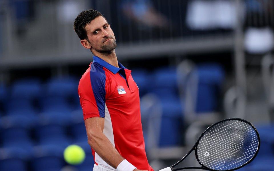 Новак Джокович под въпрос за US Open