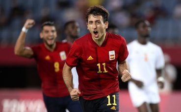 Испания e на 1/2-финал в Токио след голово шоу и драма с продължения