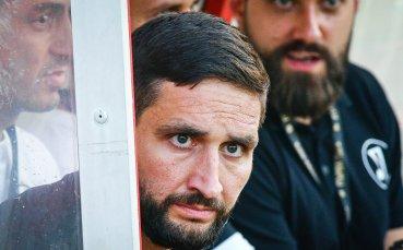 Тунчев: Неприятен мач за гледане, вина има и съдията