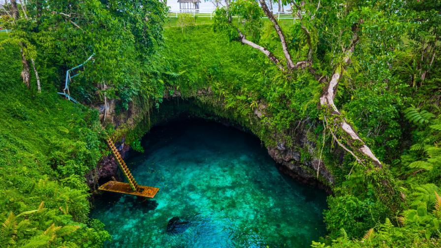 Самоа, Океания