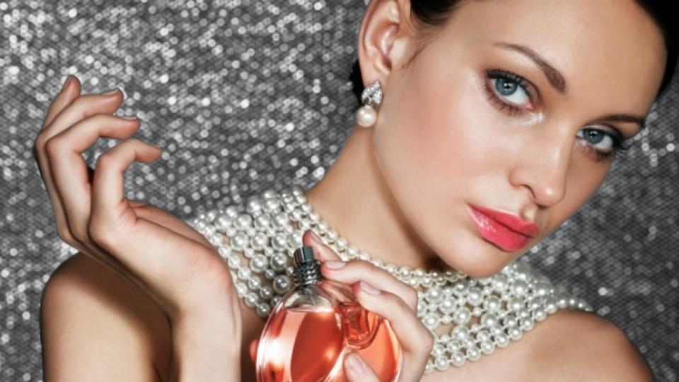 Как да предпазим бижутата от парфюма