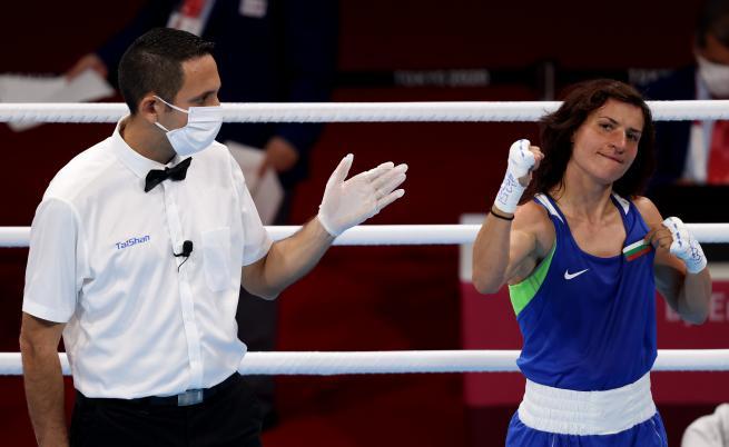 Историческо: Стойка Кръстева е на финал на Олимпиадата