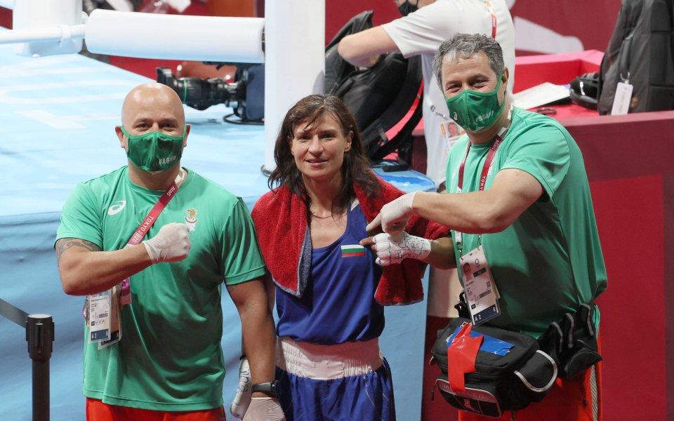 Стойка Кръстева, която дълги години се състезаваше като Петрова, е