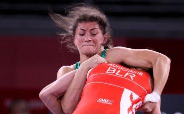 Евелина Николова ще се бори за бронз в Токио, не сполучи в 1/2-финала