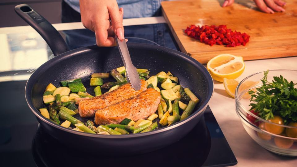 готвене риба