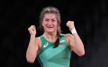 Николова: Радвам се на бронза, не тъгувам по златото