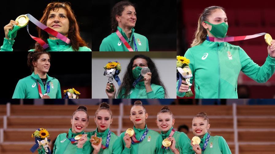 <p>България в топ 30 на класирането по медали в Токио</p>