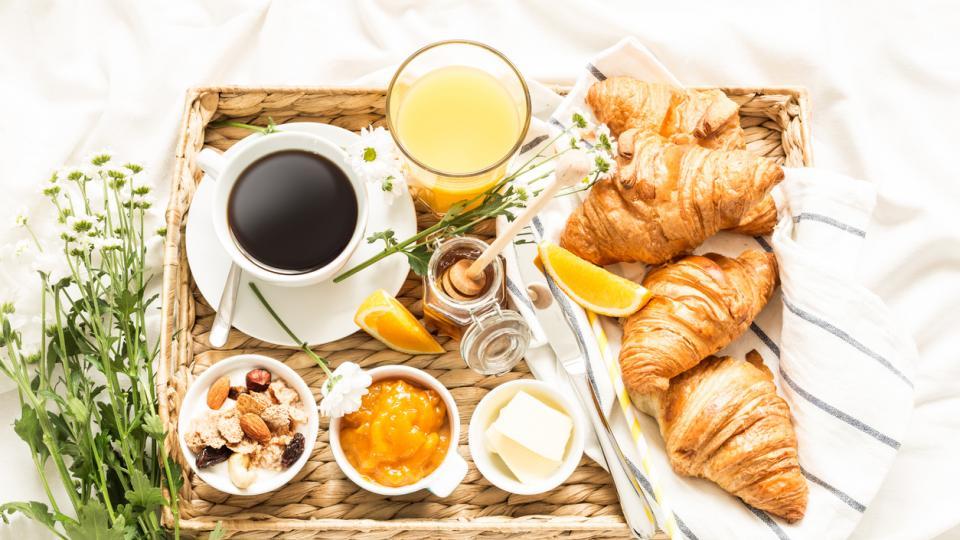 дневен лято закуска храна
