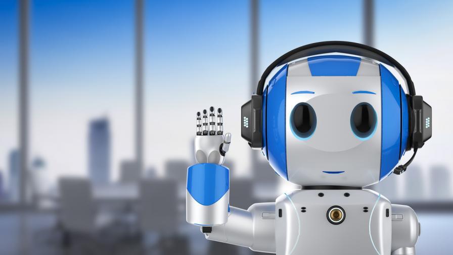 <p>Робот разнася храна на карантинирани (ВИДЕО)&nbsp;</p>