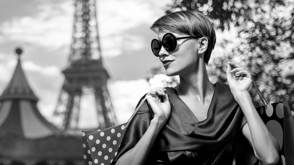 французойка Париж