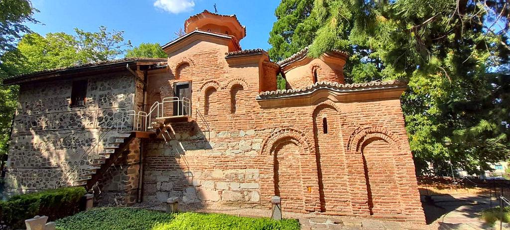 <p>Боянската църква &ndash; истински средновековен шедьовър</p>