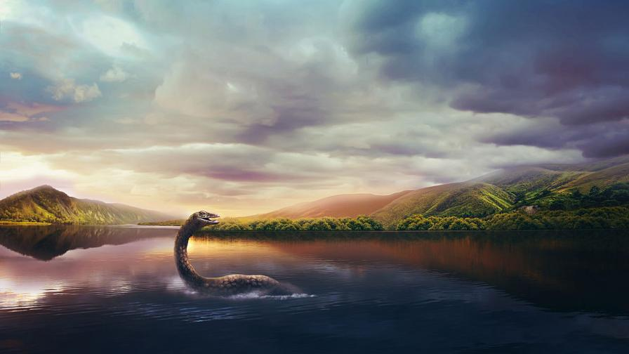 Учени предлагат нова хипотеза за произхода на чудовището от Лох Нес