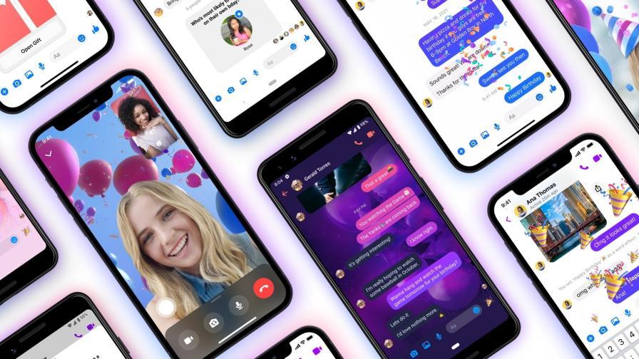 Messenger отбелязва 10 години с нови функции