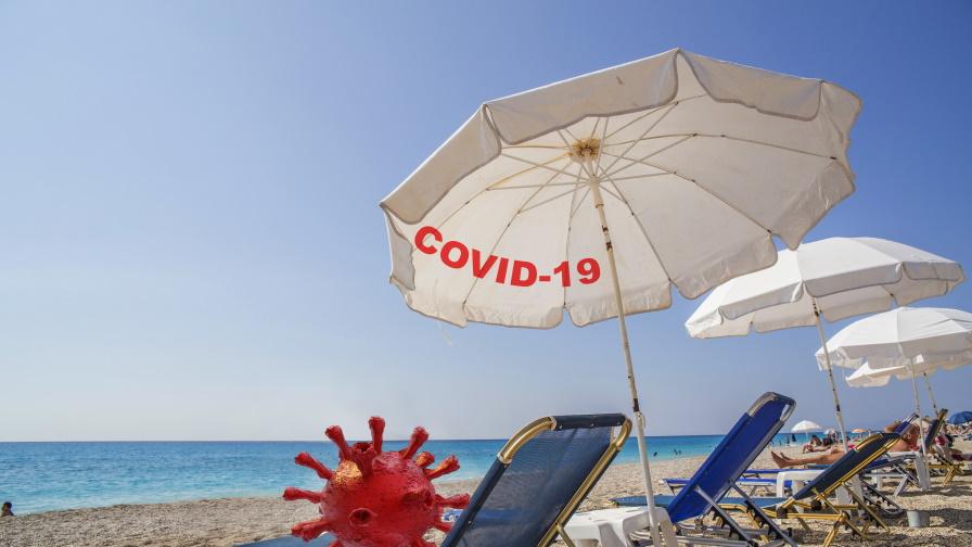 <p>Спазват ли се мерките срещу COVID-19&nbsp;по Черноморието</p>