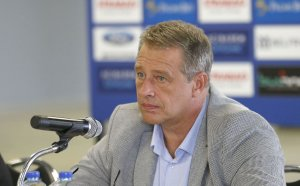 Шеф на Левски: Подавам оставка до 2,5 г., ако клубът фалира - оставам