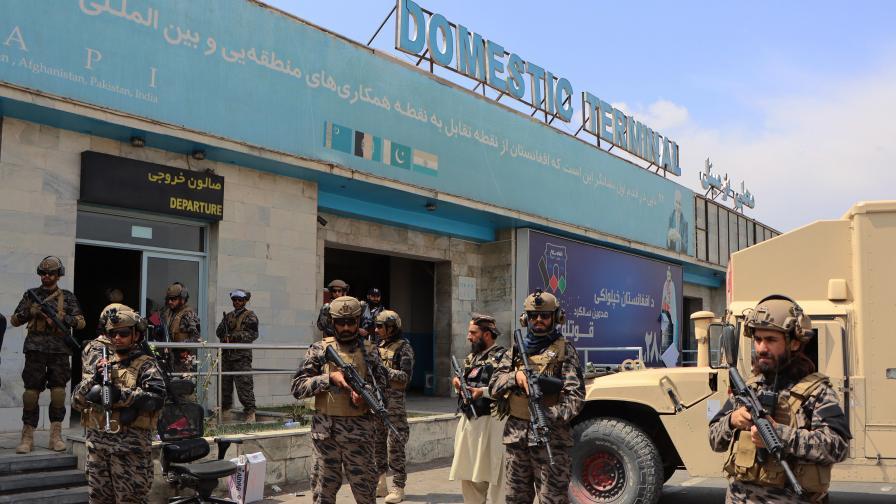 Колко и какви оръжия оставиха САЩ на талибаните