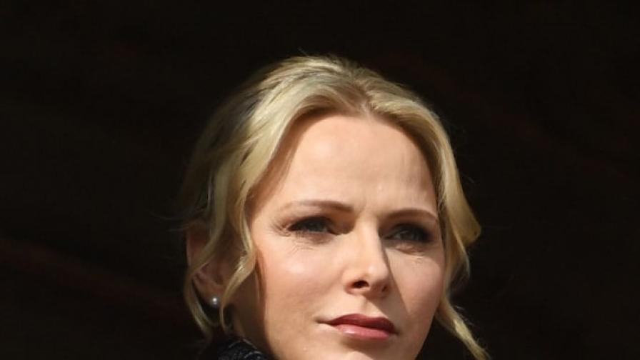 Принцесата на Монако е в болница в ЮАР