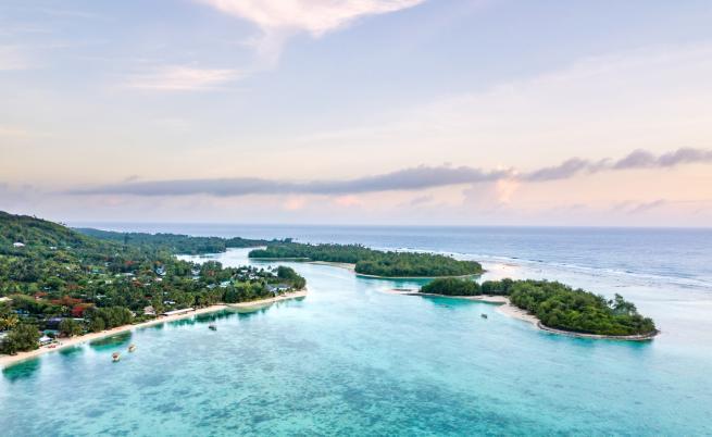 Островите Кук