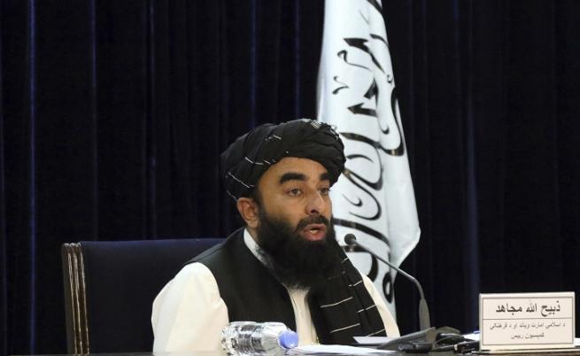 Талибаните обявиха правителство